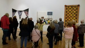 sefton art group, visiting exhibitions at the walker art gallery and Tate Liverpool