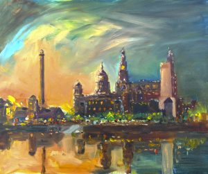 acrylic painting class, for beginners, online art classes, near me, liverpool, sefton, southport, merseyside,