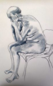 adult, life drawing class, near me, southport, preston, lancashire, ormskirk