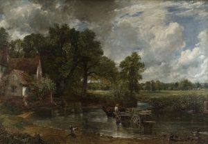 The Hay Wain, constable, beginners painting class, classes, liverpool, southport, merseysidie