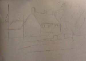 gestural drawing & painting, for beginners, liverpool, southport, merseyside, art for beginners