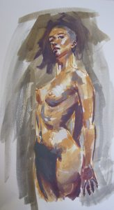 online life drawing classes, beginners life drawing, zoom life drawing class, art classes, merseyside, uk, united kingdom