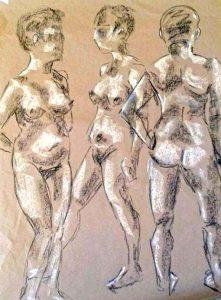 creative life drawing art class, beginners life class, gestural figure drawing, beginners, liverpool, southport, merseyside, preston, ormskirk, lancashire